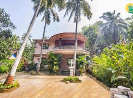Villa near Morjim Beach, Goa, by GuestHouser 38504, Parxem (рядом с городом Agarvado)