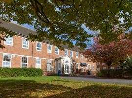 Mitchell Hall, Cranfield