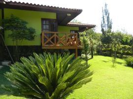 Pousada Nossa Fazendinha, Brumadinho (Tijuco yakınında)