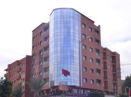 Hôtel Hadaik Ain Asserdoune, Beni Mellal