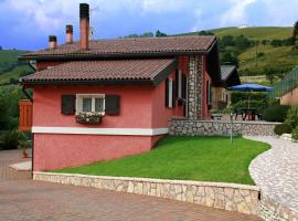Bed and Breakfast Eckele, Conco