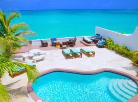 Bahamas Caprice Oceanfront - Privat Villa, Nassau (Cable Beach yakınında)