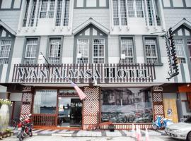 Wan Alyasa Hotel, Cameron Highlands