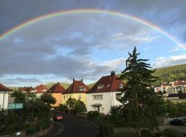 Ferienwohnung Felch, Bad Kissingen (Nüdlingen yakınında)