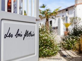 Hotel Les Bois Flottais, Le Bois-Plage-en-Ré