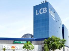 LCB Hotel Fuenlabrada, Fuenlabrada (Humanes de Madrid yakınında)