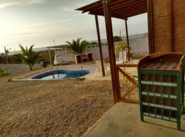 Bonanza Beach House Zorritos