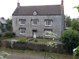 Locking Head Farm, Уэстон-сьюпер-Мэр (рядом с городом Worle)