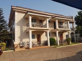 Ecstacy Royal Hotel, Аккра (рядом с городом Agbogba)