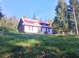 Chata Na Papirne, Nýrsko (Hodousice yakınında)
