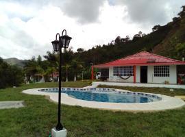 Casa Hostal El Tigre, Vergara (Nocaima yakınında)