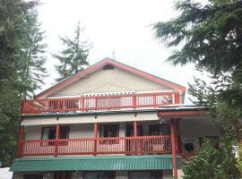 Alpine Guestroom, Whistler