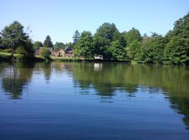 Gite, vakantiehuis, Malétable (рядом с городом Brochard)