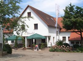 Landhotel Oßwald, Kirchheim am Ries (Unterschneidheim yakınında)