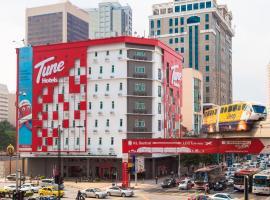 Tune Hotel Kuala Lumpur