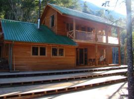 Patagonian Vegetarian Lodge, Llanada Grande