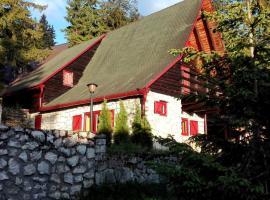 Mountain Family House, Vlasic
