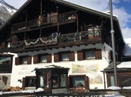 Hotel Gran Baita, Gressoney-Saint-Jean