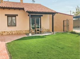 Two-Bedroom Holiday Home in Villarrin de Campos, Villarrín de Campos (Manganeses de la Lampreana yakınında)