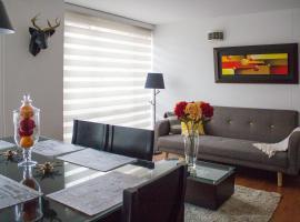 Cozy Apartment Bogota, Bogotá (Segovia yakınında)