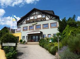 TIPTOP Hotel Burgblick, Thallichtenberg (Rammelsbach yakınında)