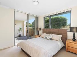 Executive luxury apartment Warrawee Sydney, Warrawee (Pymble yakınında)