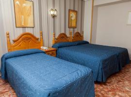 Hotel Guadalquivir, Казорла