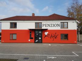Penzion F-bife, Tetčice