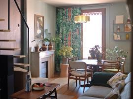 Duplex de 56 m2 à Jean Macé