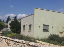 Tzeri's House- Naktrina, She'ar Yashuv (рядом с городом Kibbutz Snir)