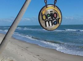 Pousada Beijo Mar, Tibau (Guajiru yakınında)