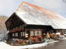Rommelehof, Gutach (Kirnbach yakınında)