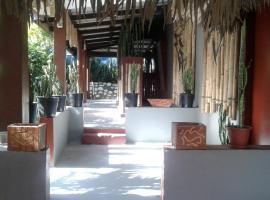 Outback Hotel Fiji, Tonge (рядом с городом Mbukuya)