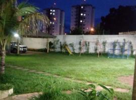espaço prafesta, Uberlândia (Tupaciguara yakınında)