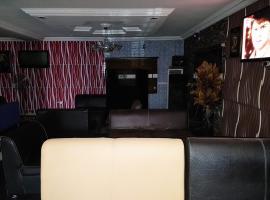 Ivajosh Suite & Lounge, Ukan Market (Near Uvwie)