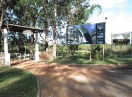 Pousada Fazenda Sao Bento, Alto Paraíso de Goiás (Sao Jorge yakınında)