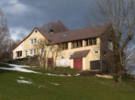 Studio am Hang, Appenzell