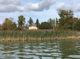 Lodge Glardons, Marin (Thielle yakınında)