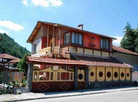 Guest House Vila Kolelata, Beli Osŭm (Balabansko yakınında)