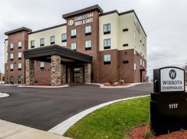 Cobblestone Hotel Suites Stevens Point