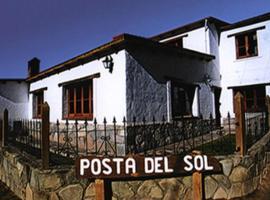 Posta del Sol, Maimará