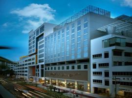 V Hotel Bencoolen 4 Star Bugis Singapore