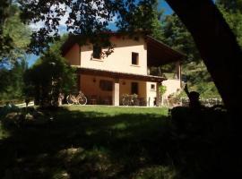 Il Casale della Biodiversità, Scanzano (Sant'Anatolia yakınında)