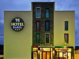 Hotel Baril, Haţeg
