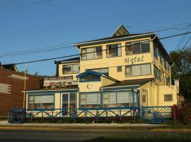 Amable Hotel Don Lucas, Ancud