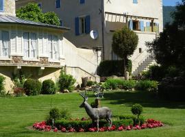 Domaine La Françoise - Appartement Le Jabron, Dieulefit