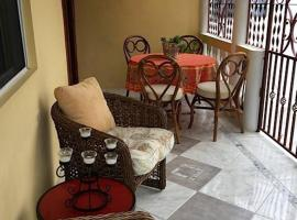 Jannetta's @Whimhill Bed & Breakfast, Negril