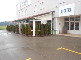 Hotel Klek, Огулин
