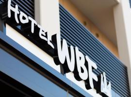 Hotel WBF Namba Motomachi