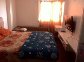 Budiman Apartment The Suites Metro
